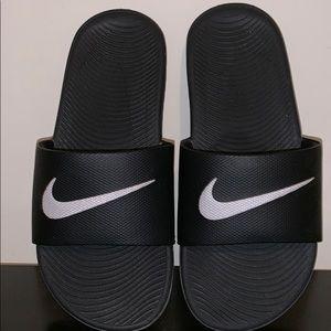 Nike slides for boys